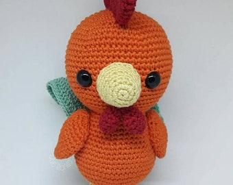 Chick amigurumi