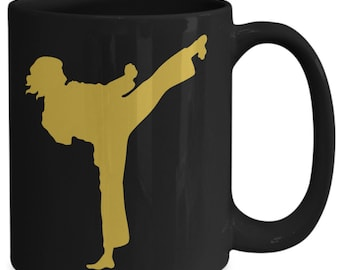 Martial Arts - MMA - awesome coffee mug for her