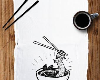 Love You PHO' Real - Multi-Purpose Flour Sack Kitchen Bar Towel - Renewable Natural Cotton
