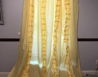 Anthropologie curtains   Etsy