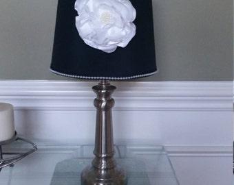 Black and White Lamp Shape