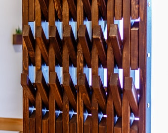 Wall Hanging Coat Rack