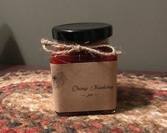 Orange Strawberry Jam