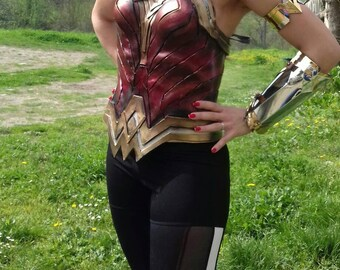 Wonder Woman  ispired costume cosplay