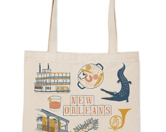 New Orleans Everyday Tote