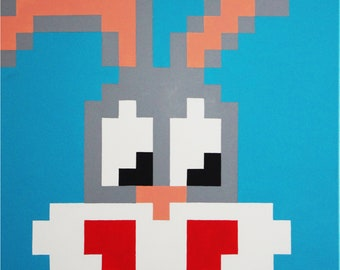 Bugs bunny 3D picture