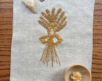 Corn Dolly Harvest Spirit
