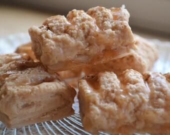Fruit Pastry Soap Set - Bakery Soap - Hanukkah Pastries