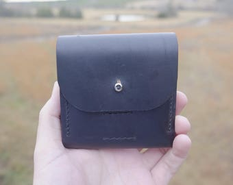 mini clutch black