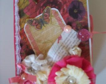 Handmade Junque Journal