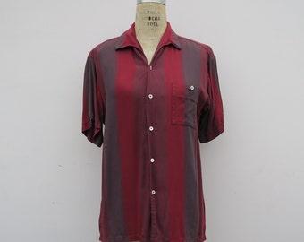 0809 - 50s  Vintage - Button Up