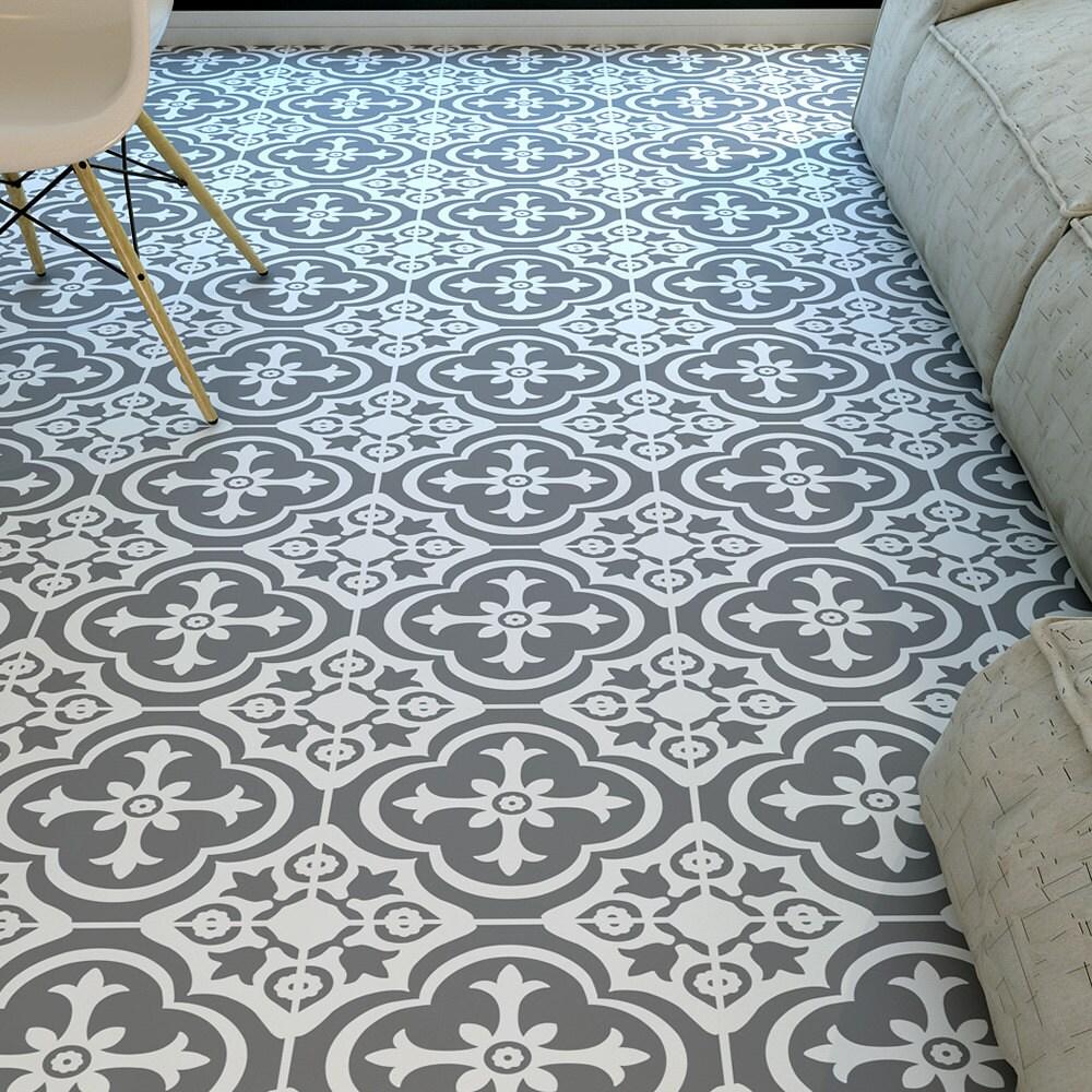 Floor tiles moroccan tiles floor vinyl vinyl tile zoom dailygadgetfo Gallery