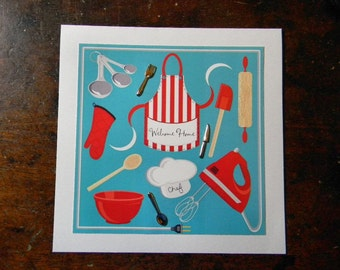 Etsy your place to buy and sell all things handmade on sale house warming greeting card welcome new home card congratulations new home m4hsunfo
