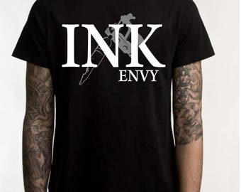INK Envy with Tattoo gun