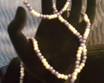 Bracelet and necklaces set