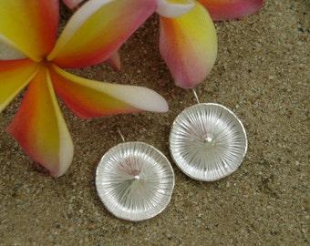 Handmade Silver Earrings - The Cutie Hats(2)