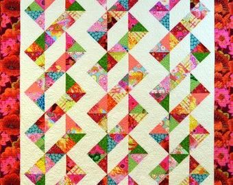Combo Weave Quilt Pattern