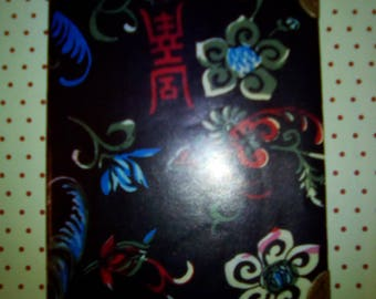 Book influence Asian silks