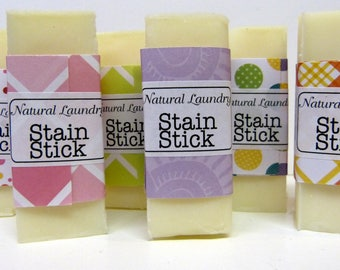 Stain Remover, 2 Bars The Best Laundry Soap, Stain Stick, Laundry Soap