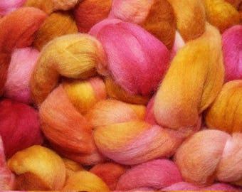 Merino Hand Dyed Braid- 'Kareela'