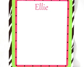 Custom dry erase board with name or monogram