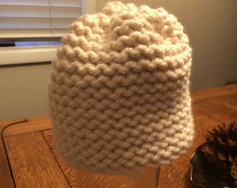 Youth Wool Knit hat