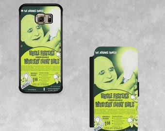 UNCLE FESTER Galaxy S Cellphone Case Addams Family