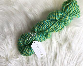 Handspun 2-Ply Merino Wool Yarn