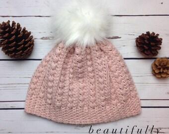 Crochet Malia Beanie