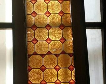 Vintage Transom Window