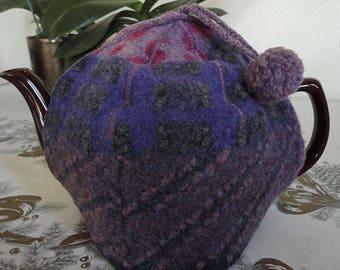 Purple Tea Cozy