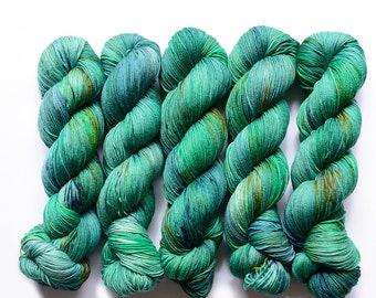 Brave Hand Dyed Merino Nylon Sock Yarn