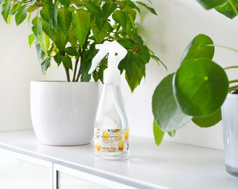 Lemon Room Spray Essential Oil - Lemon Essential Oil Spray - Aromatherapy Spray - Natural Room Spray - Air Freshener Essential Oil