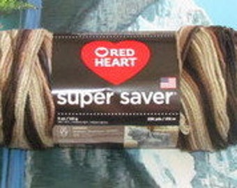 30000988 Red Heart Super Saver 5 oz Platoon