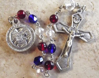 Proud To Be American/St. Michael Rosary Tenner