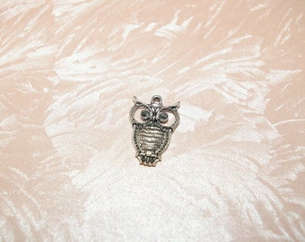 set of 10 OWL charms