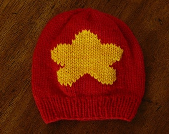 Star Beanie -  Geekery : Baby Hat, Toddler Hat, Child Hat, Adult Hat