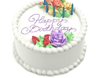 Birthday cake scent Etsy