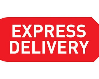 EXPRESS SHIPPING 2-5 Working Days