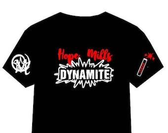 HopeMills Dynamite - T-shirt
