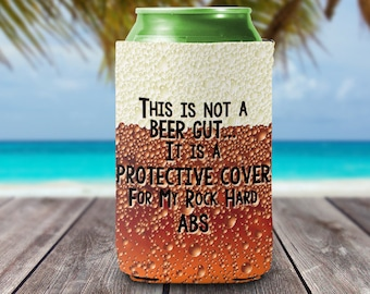 Can Cooler, Custom Can Cooler, Personalized Cooler, Can Hugger, Drink Holder, Custom Drink Holder, Beverage Insulator