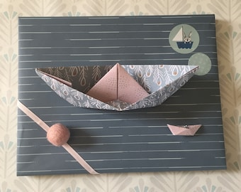 Boat canvas