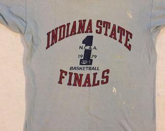 1979 Indiana State Basketball Champion tee