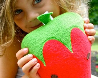 Strawberry Buddy - Plush Toy