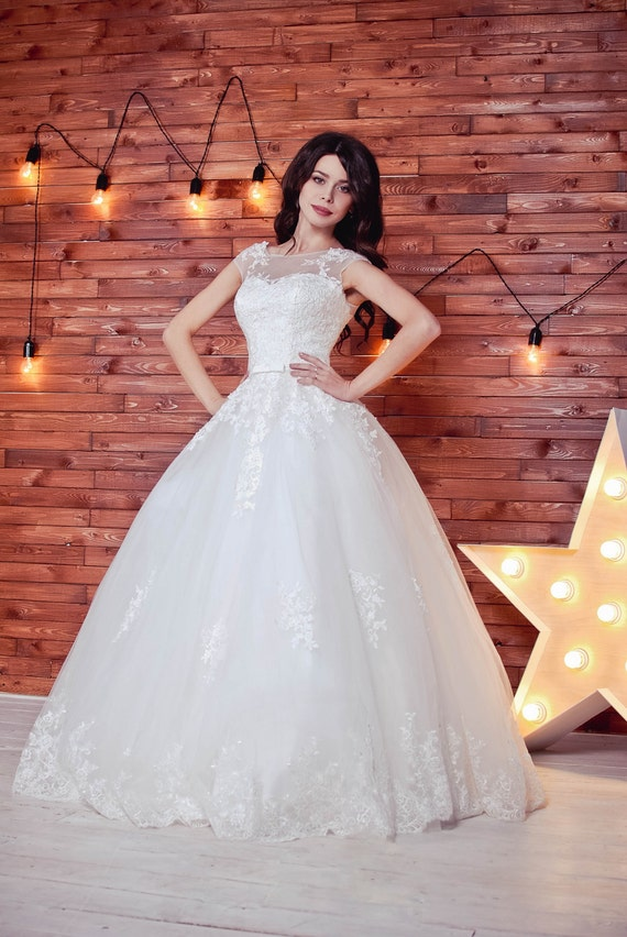 Mishka bridal gowns married dress ball gown wedding