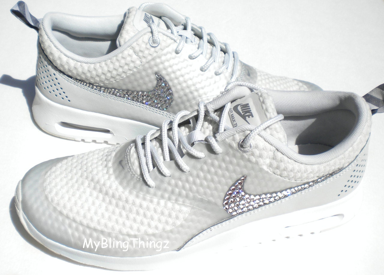 air max blanche diamant