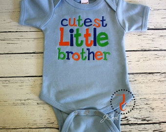 Little Brother Shirt, Sibling Shirts, Pregnancy Announcement, Brother Sister, Big Brother Little Brother, Big Sister Little Brother, Newborn