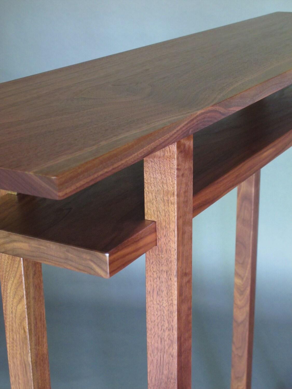 Console Table Narrow table for hallways narrow sofa console