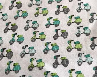NEW-Knit-SCOOTERS-Blanket Sleep Sleeper Sack-2-3T