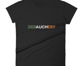 St. Patrick's Day Debauchery Women's short sleeve t-shirt